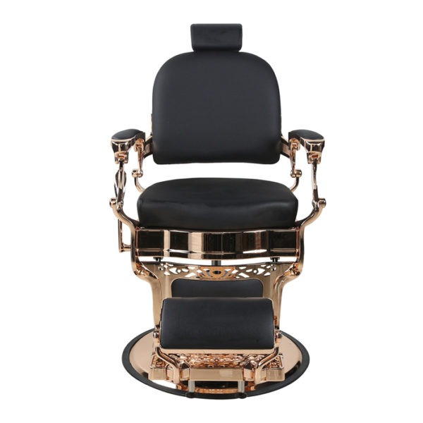 the vanquish barber chair gives your clients the comfort they deserve