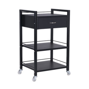 Bella 1 Drawer – Black