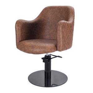 Allegra Salon Chair – Tan
